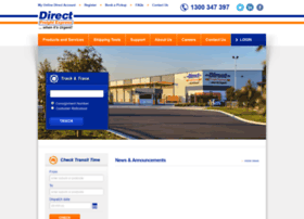 directfreightexpress.com.au