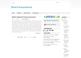 Directinsurancex.blogspot.co.uk