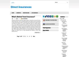Directinsurancex.blogspot.com