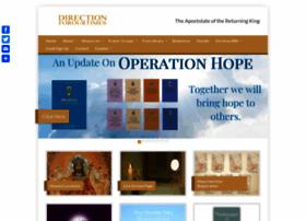 directionforourtimes.com