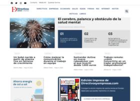 directivosyempresas.com
