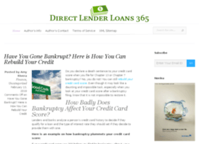 directlenderloans365.co.uk