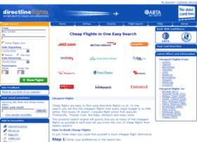 directline-flights.com