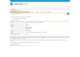 directori.upc.edu