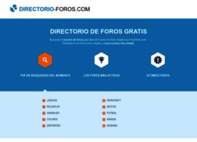 directorio-foros.com