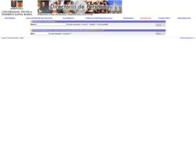 directorio.usm.cl