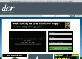 directorofrugby.com
