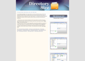 directory-size-download.com