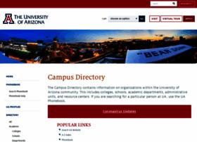 directory.arizona.edu