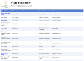 directory.chathamnc.org