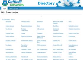 directory.daffodilvarsity.edu.bd