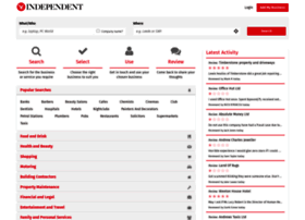 directory.independent.co.uk