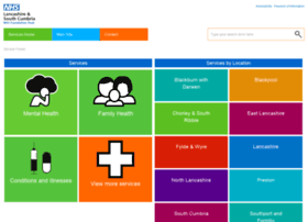 directory.lancashirecare.nhs.uk