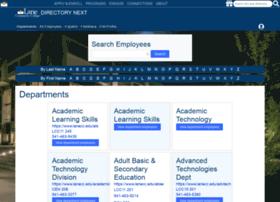 directory.lanecc.edu