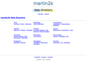 directory.martin2k.co.uk