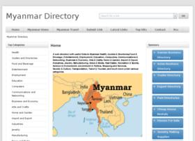 directory.myanmar.cm