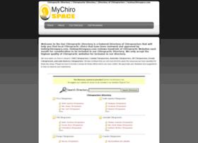 directory.mychirospace.com
