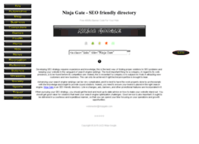 directory.ninjagate.com