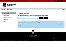 directory.niu.edu