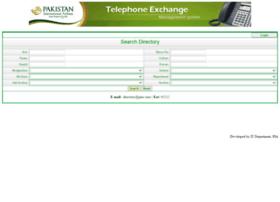 directory.piac.com.pk