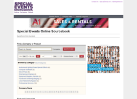 directory.specialevents.com