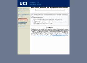 directory.uci.edu
