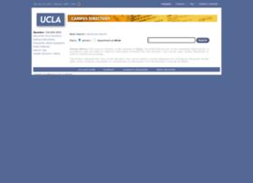 directory.ucla.edu