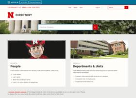 directory.unl.edu