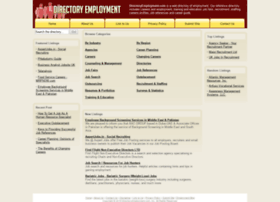 directoryemployment.com