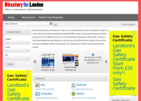 directoryforlondon.co.uk