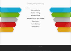 directorylistingsonline.org