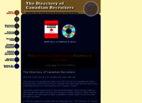 directoryofrecruiters.com