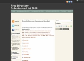 directorysubmissionlist2013.blogspot.in