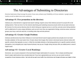 directorysubmissionsshop.com