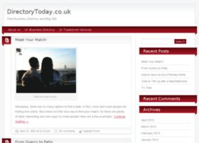 directorytoday.co.uk