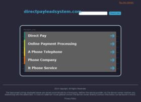 directpayleadsystem.com