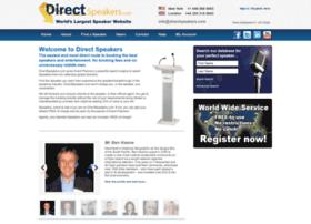 directspeakers.com