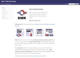 directwebremoting.org