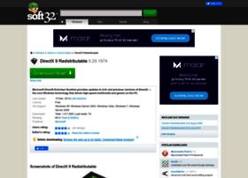 directx-redistributable.soft32.com