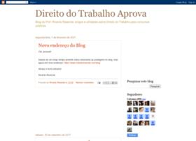 direitodotrabalhoaprova.blogspot.com