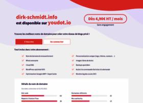 dirk-schmidt.info