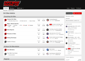 dirtbikeaddicts.com