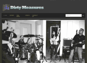 dirtymeasures.com
