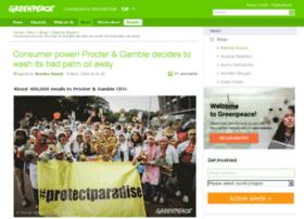 dirtysecret.greenpeace.org