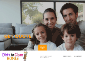dirtytocleanhomes.com
