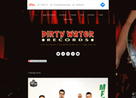 dirtywaterrecords.co.uk