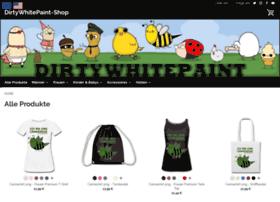 dirtywhitepaint.spreadshirt.net