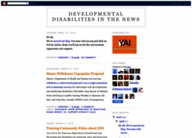 disabilitiesnews.blogspot.com
