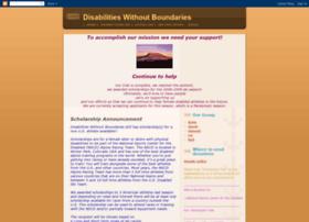 disabilitieswithoutborders.blogspot.com