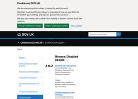 disability.gov.uk